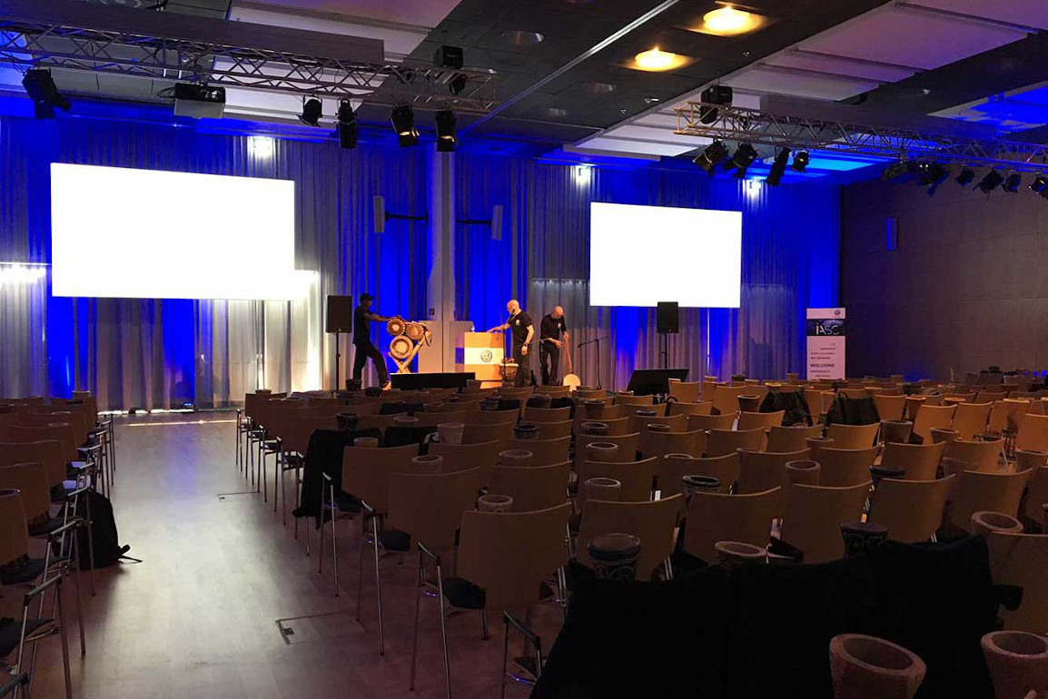 en AG, International After Sales Conference 2019, Teilnehmer: 300